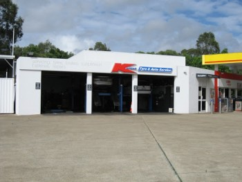 Kmart Tyre & Auto Repair and car Service CE Birkdale
