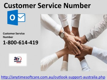 Outlook Customer Service 1-800-614-419