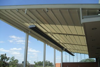 Commercial Awning for Business