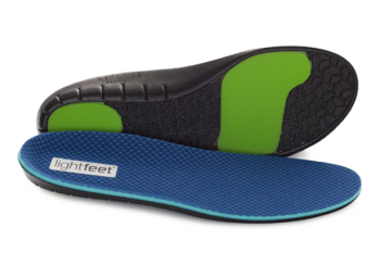 LIGHTFEET CUSHION INSOLE BLUE