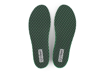 LIGHTFEET REBOUND INSOLE GREEN