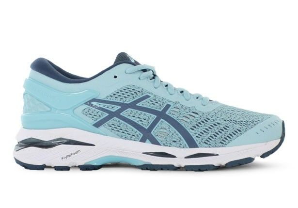 ASICS GEL-KAYANO 24 WOMENS PORCELAIN BLU
