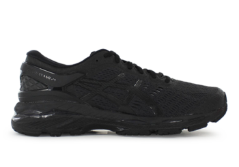 ASICS GEL-KAYANO 24 WOMENS BLACK CARBON