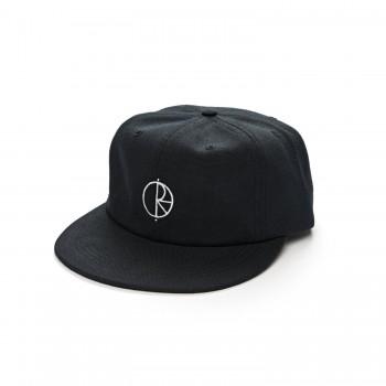 POLAR CANVAS CAP - BLACK