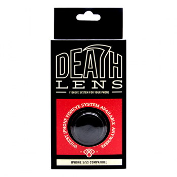 DEATHLENS - IPHONE FISHEYE