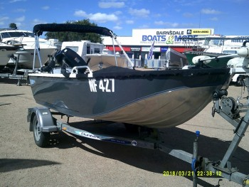2011 TABS 4.2 BULLSHARK FOR SALE