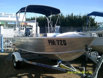 2011 SAVAGE 375 SNIPE FOR SALE
