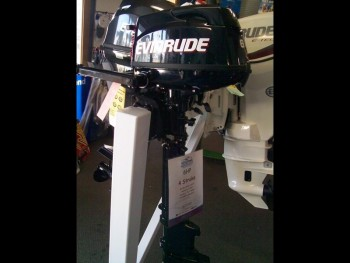 2015 EVINRUDE EVF6CS FOR SALE