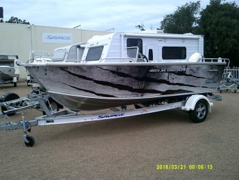 2018 SAVAGE 485 SCORPION SC FOR SALE