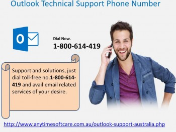 Outlook Technical Support Phone Number 1