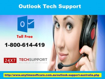 Lost Password| Outlook Tech Support 1-800-614-419