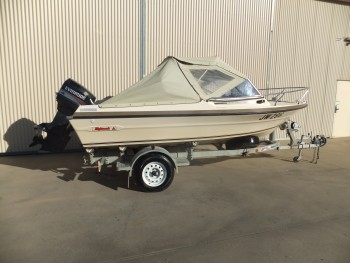 1983 FLIGHTCRAFT FISHERMAN 4.75 SPORTS.