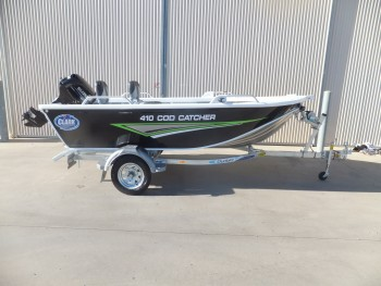 2018 CLARK 410 COD CATCHER TILLER STEER