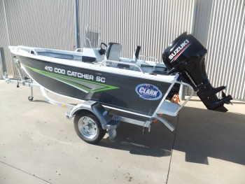 2018 CLARK 410 COD CATCHER SIDE CONSOLE