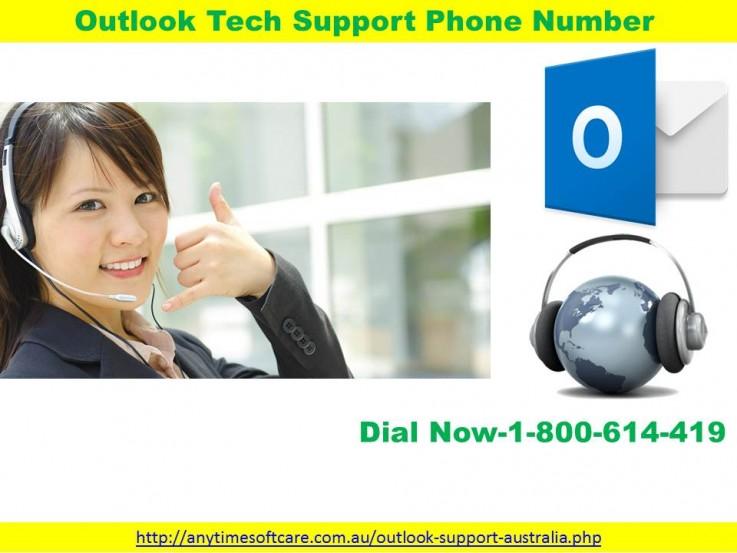 Outlook Tech Sup ...