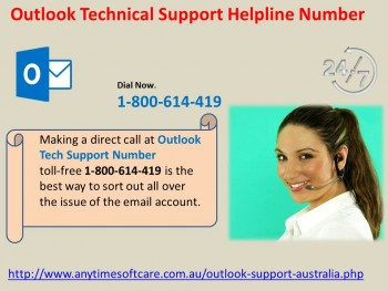 Give Us Call At Outlook Technical Suppor