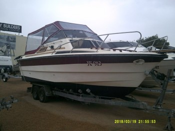 1987 FJORD 2400 FOR SALE