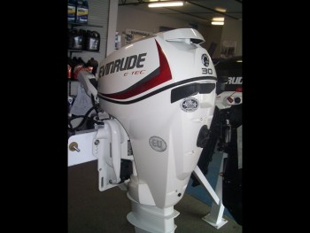 2017 EVINRUDE 30DTSL FOR SALE
