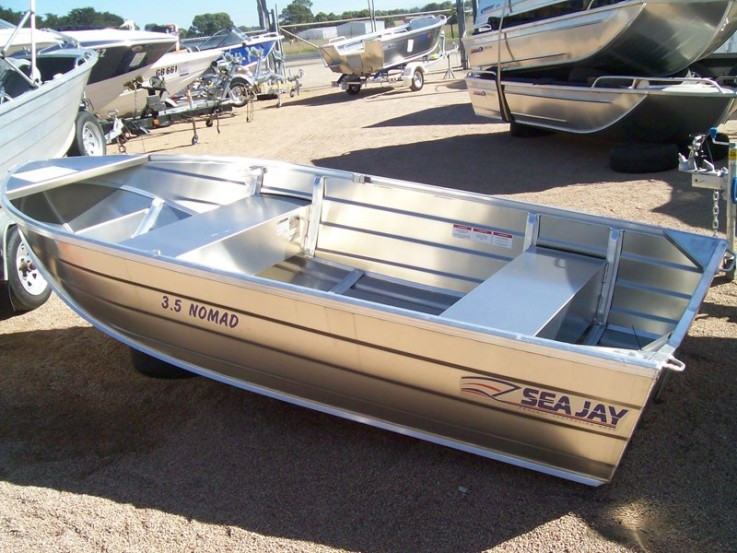 SEA JAY 3.5 NOMAD FOR SALE