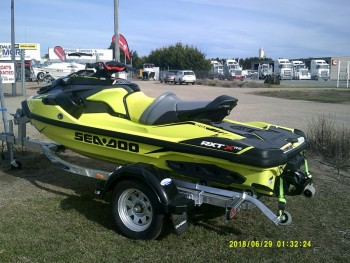 2018 SEA-DOO RXT 300RS FOR SALE