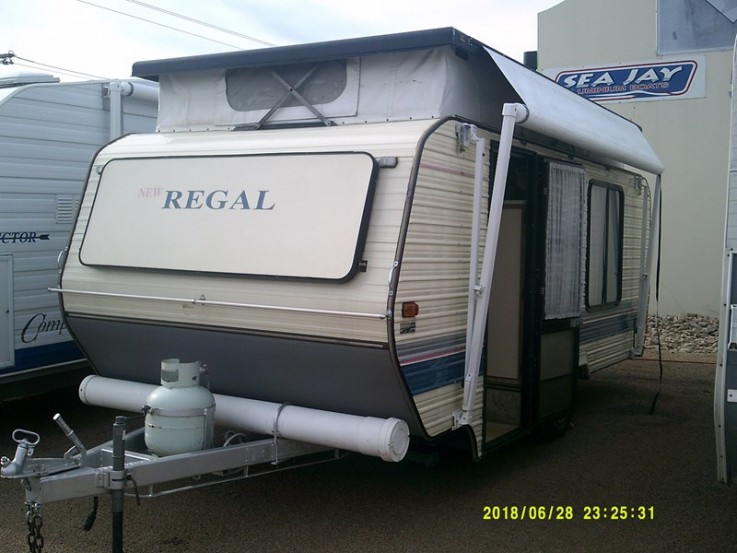 1991 REGAL POPTOP FOR SALE