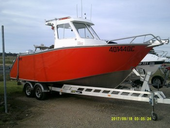 2012 AMARA 6M CENTRE CAB FOR SALE