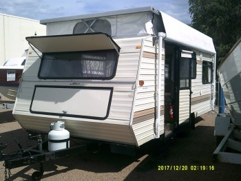 1988 JAYCO 90 SERIES POPTOP FOR SALE