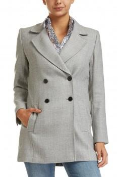 Frankie Twill Coat