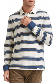 RAMSAY STRIPED RUGBY