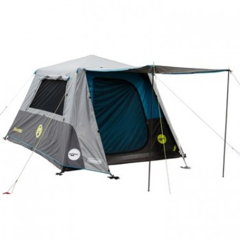 Coleman Instant Up Darkroom 6P Tent Grey
