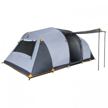 OZtrail Genesis 9 Person Tent Grey & Blu