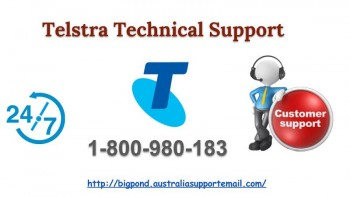 Talented Team at Telstra technical support 1-800-980-183