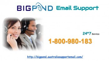 Bigpond Email Support at 1-800-980-183 for Issues