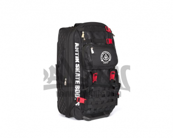 ANTIK EQUIPMENT WHEELIE BAG BLACK