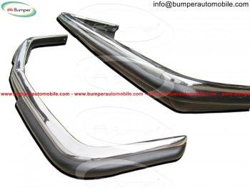 Mercedes-Benz SL, R107 bumper