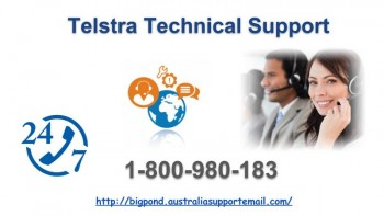 Take Help at Telstra Technical Support Toll-Free Number 1-800-980-183