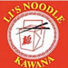 Li's Noodle Kawana