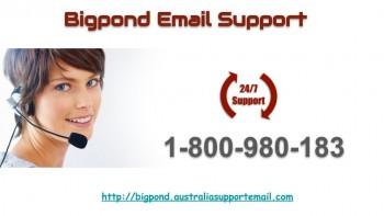 Obtain Customer Service  Bigpond Email Support 1-800-980-183
