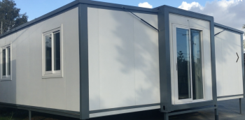 Foldout Container House 20ft