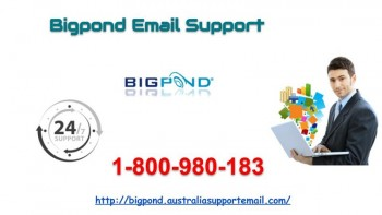 Obtain Support to Solve Technical Error at Bigpond Email Support   1-800-980-183