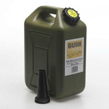 Bushtracks 10L Water Jerry Can