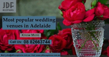 Most Popular Wedding Venues in Adelaide
