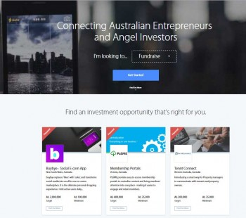 Where can you get entrepreneurial service in Australia?
