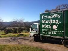 Friendly Moving Men