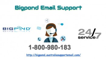 Fix Issues 1-800-980-183 | Quick Bigpond Email Support