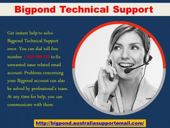 1-800-980-183| Bigpond Technical Support