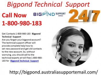 Contact 1-800-980-183 | Bigpond Technica