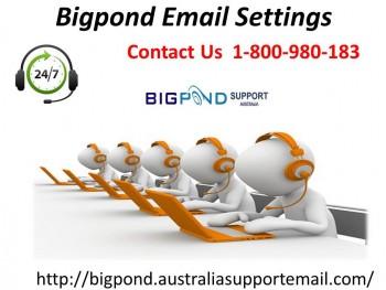 Forgot Password Bigpond Email Settings D