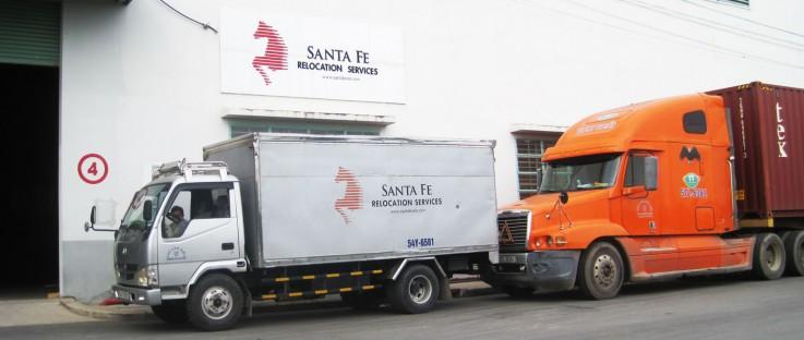 Santa fer relocation