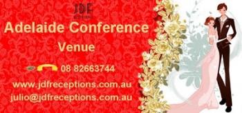 Adelaide's Best Wedding Venues| JDF Rece
